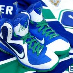 Nike LeBron 9 iD Showcase: Vancouver Canucks by abt
