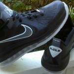 First Look at Nike LeBron 9 Low – Black/Grey/White