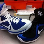 "Nike LeBron 9 Kentucky ""HOME"" & ""AWAY"" Player Exclusives"