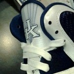 "Teaser: Nike LeBron 9 ""Kentucky"" Home Player Exclusive"