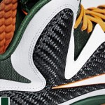 "Nike LeBron 9 and the real ""Univeristy of Miami"" Hurricanes"