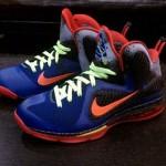 """Nike LeBron 9 """"NERF"""" Colorway by Mache Custom Kicks"""