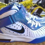 First Look: Nike Max LeBron Soldier V (5) White/Black/Royal