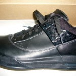 Nike Zoom LBJ Ambassador III – Triple Black WT Sample Version