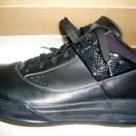 Nike Zoom LBJ Ambassador III – Triple Black WT Sample Version