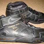 Nike Zoom LeBron II – Birthday Exclusive – LeBron James' Pair
