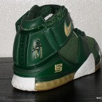 Nike Zoom LeBron II SVSM Away PE Sample – Rare Alternate