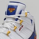 "Christmas Special: Nike Zoom LeBron III ""MVP"" aka Superman PE"
