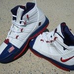 Throwback Thursday: Nike Zoom LeBron III USA Basketball PE