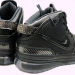 Actual Photos of the All Black Nike Zoom LeBron VI
