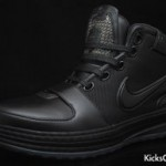 General Release Zoom LeBron VIs – Black – Navy – New Photos