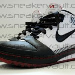Second Stage Nike Zoom LeBron VI Sample Close-up Photos