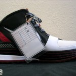 Another LeBron Six Sample – Look And See Black White Red