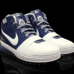 Upcoming White-Navy NYC Zoom LeBron VI General Release