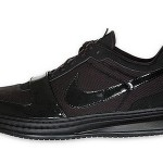 Nike Zoom LeBron VI Low Black/Anthracite Available at Finishline
