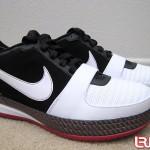 Nike Zoom LeBron VI Low Black/White-Varsity Red New Photos