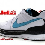 Nike Zoom LeBron VI Low :: White/Black-Baltic Blue