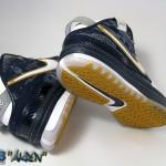 Akron Nike Zoom LeBron VI Personalized for AU Zips Showcase