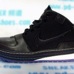 New Predominantly Black Summit Lake Hornets LeBron VI Colorway