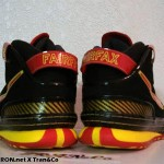 Nike Zoom LeBron VI Fairfax Away Edition Player Exclusive