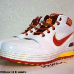 Nike Zoom LeBron VI Fairfax Home Edition Player Exclusive