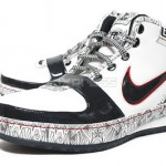 USA Basketball UWR Nike Zoom LeBron 6 Spotted in U.S.!