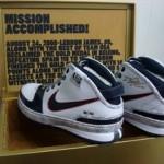King James' Nike Zoom LeBron VI Witness Gold More Pics