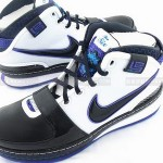Summit Lake Hornets Zoom LeBron Six Home Colorway