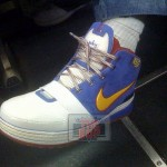 Superman Edition of the Nike Zoom LeBron VI