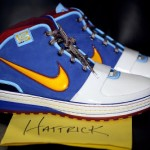 Superman aka Hardwood Classic Alternate Zoom LeBron 6