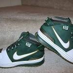 Saint Vincent – Saint Mary Nike Zoom LeBron VI Away