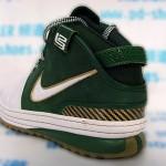 Nike Zoom LeBron VI SVSM Away Alternate Heel Tab
