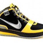 Taxi Nike Zoom LeBron Six to Debut in New York on Feb. 4th