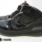 Nike Zoom LeBron VI Triple Black Wear Test Sample – NO LOGO