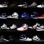 Nike Zoom LeBron VI Promo Colorways Group Photo