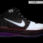 Nike LeBron 6 Summit Lake Hornets Unreleased Sample