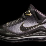 Upcoming Nike Air Max LeBron VII – Black/Metallic Gold