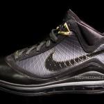 Upcoming Nike Air Max LeBron VII – Black/Metallic Gold