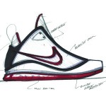 Nike Air Max LeBron VII Designed by Jason Petrie aka Alphaproject