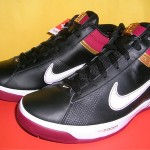 Zoom LBJ Ambassador II O.R.A.P New Style Black/Crimson/Gold