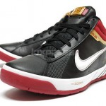 A Detailed Look at the Ambassador II in Black, Crimson and Gold