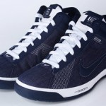 Upcoming Zoom LBJ Ambassador II Midnight Navy / White Denim