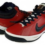 Nike Zoom LBJ Ambassador II Varsity Red/Midnight Navy/White