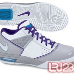 Nike Zoom LBJ Ambassador III – GR & Sample – Catalog Pics