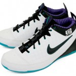 Hornets Nike Zoom LBJ Ambassador Available at Kix-files