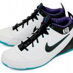 Hornets Nike Zoom LBJ Ambassador Available at Kix-files