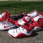 Throwback Thursday: Zach's Nike LeBron Ohio State Collection