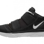 New Nike Soldier 3s – Triple Black and Black/White Colorways