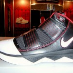 Nike Zoom LeBron Soldier III Black-White-Red Real Photos