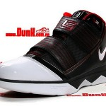 First Nike Zoom LeBron Soldier III Hits Retail Early in China